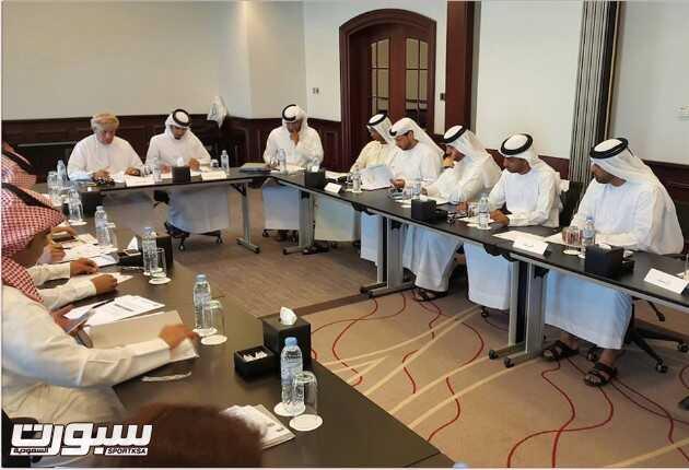 Al Nassr FC vs Al Taawon FC Managers Meeting