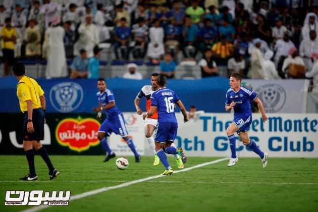 Al Nasr FC (UAE) Qualifiying match to Quarter Final Match