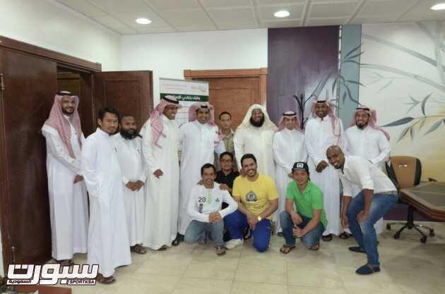 إسلام اربعة اشخاص أمام لاعبي النصر في دعوي البديعة - صحيفة ...