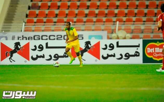 Al Seeb FC (OMAN) Player number 13 Khalid Al Hamadani