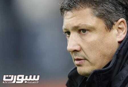 المدرب لوبوسلاف بينيف - ارشيف رويترز