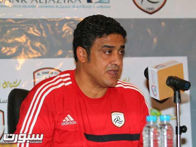 عادل عبدالرحمن مدرب الشباب