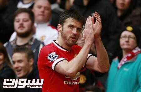 فان جال: كاريك لاعب يونايتد يغيب عن بقية الموسم