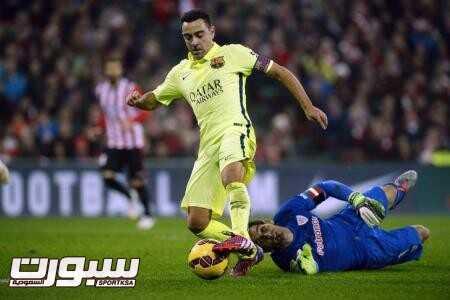 تشابي سيعلن رحيله عن برشلونة والانتقال لصفوف السد القطري