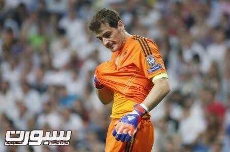 كاسياس يكمل عامه 34 والغموض يكتنف مستقبله مع ريال