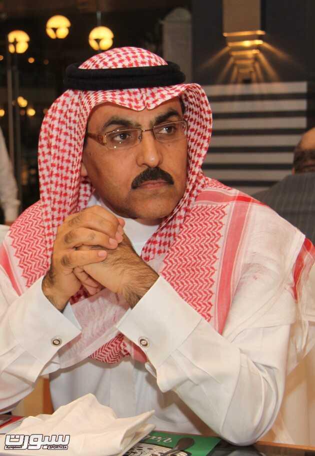 تركي الخليوي رئيس الاتحاد  العربي لكرة اليد