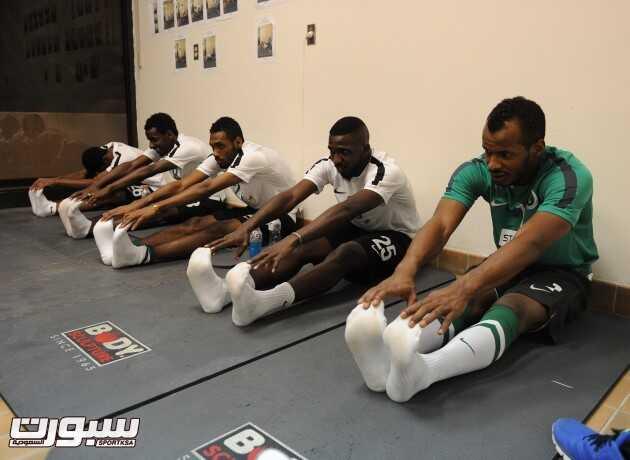 تدريبات المنتخب السعودي (5) 