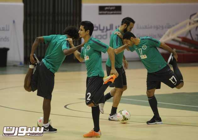 تدريبات المنتخب السعودي (2) 