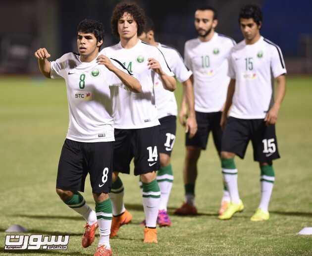 تدريبات المنتخب السعودي (3) 