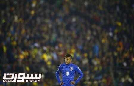 نيمار من قمة المجد مع برشلونة الى القاع مع البرازيل