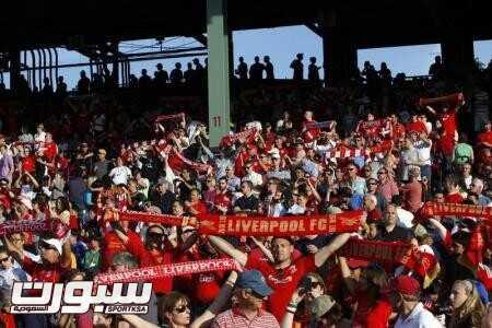 ليفربول يجوب القارات استعدادا للموسم الجديد
