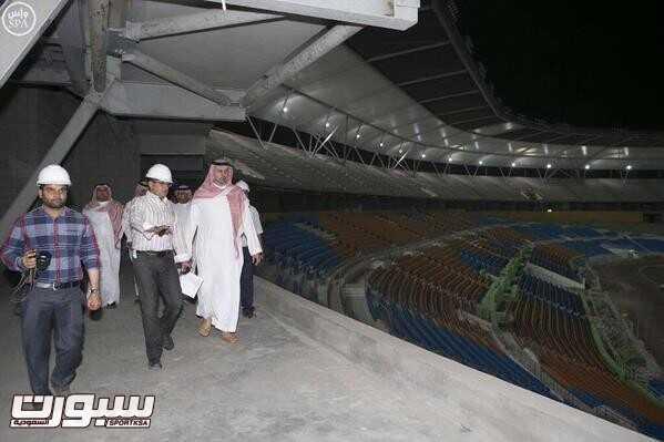 ملعب الامير عبدالله الفيصل (1)
