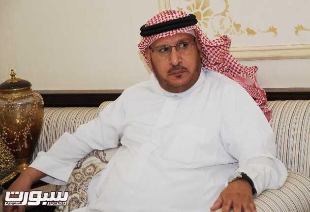 محمد الدخيل عضو الاتحاد السعودي لكرة اليد