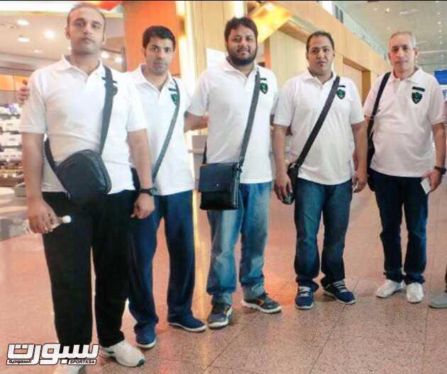 بعثة المنتخب السعودي للسنوكر