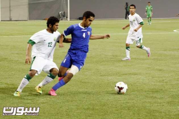 السعودية و الكويت ناشئين (1)