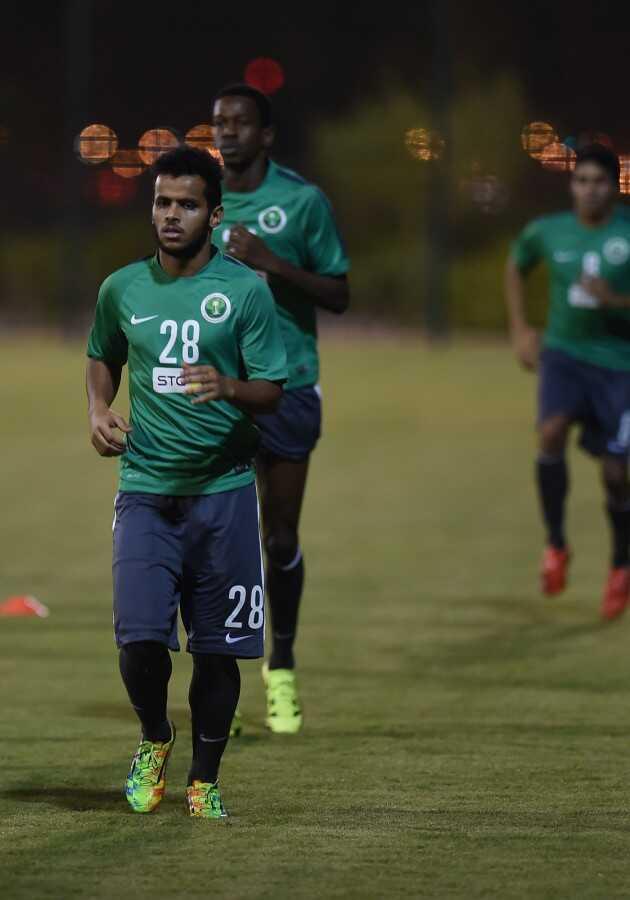 تدريبات المنتخب السعودي الاول (279819174) 