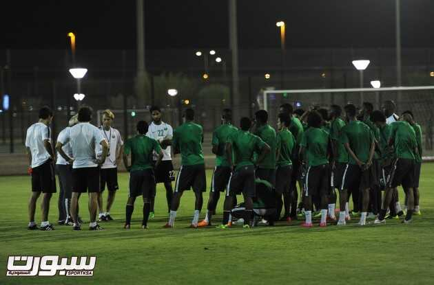 تدريبات المنتخب السعودي الاول (279819177) 