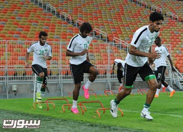 تدريبات المنتخب السعودي (543401670) 