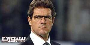 Juventus soccer club coach Fabio Capello looks on at the Italian Serie A soccer match between Reggina and Juventus, in Reggio Calabria, southern Italy, Saturday Nov. 6, 2004.  (AP Photo/Francesco Pecoraro)