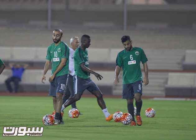 تدريابت المنتخب السعودي (1)