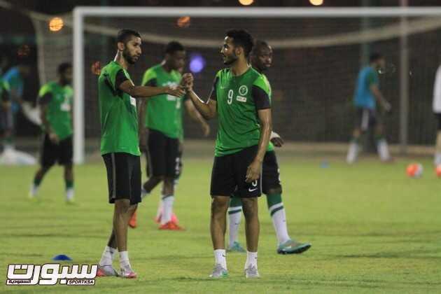 تدريبات المنتخب السعودي 1 (29339529) 