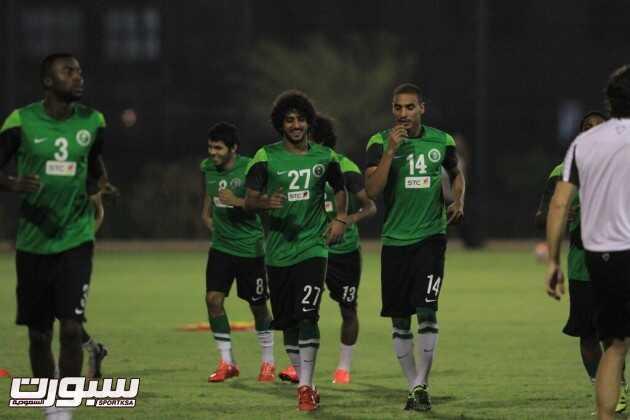 تدريبات المنتخب السعودي 1 (29339532) 