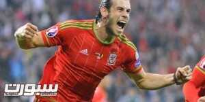 Football - Wales v Belgium - UEFA Euro 2016 Qualifying Group B - Cardiff City Stadium, Cardiff, Wales - 12/6/15 Gareth Bale celebrates after scoring the first goal for Wales Reuters / Rebecca Naden Livepic  - RTX1GA40