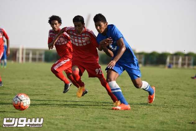 شباب الهلال و العربي (1) 