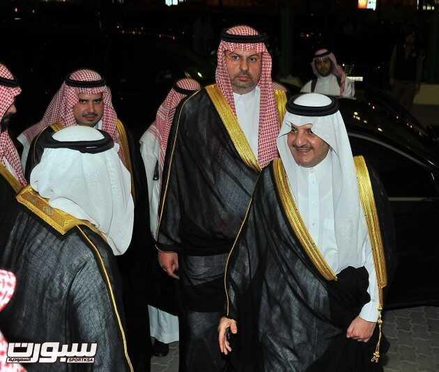 الأممير سعود بن نايف