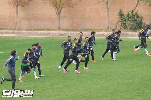 تدريبات المنتخب السعودي (299080005) 