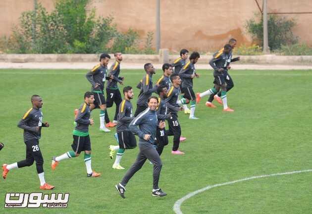 تدريبات المنتخب السعودي (299080006) 