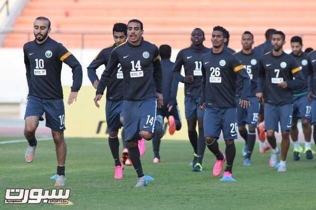 تدريبات المنتخب السعودي 1 (1) 