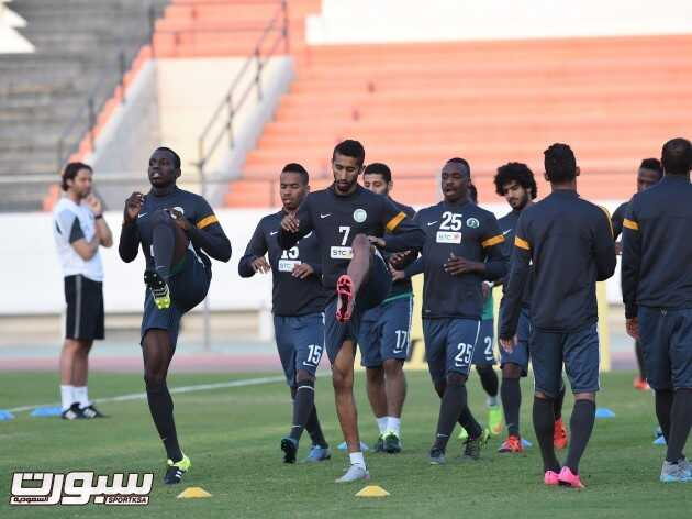 تدريبات المنتخب السعودي 1 (29732745) 