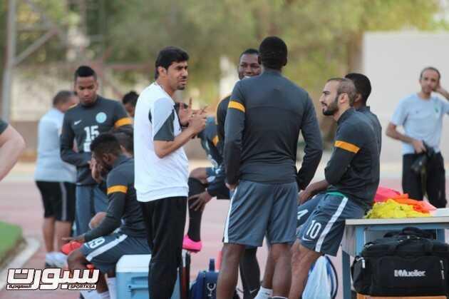 تدريبات المنتخب السعودي 2 (29732747) 