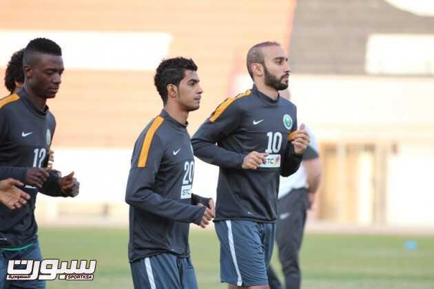 تدريبات المنتخب السعودي 2 (29732755) 