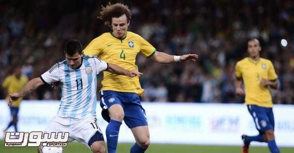 البرازيل و الارجنتين