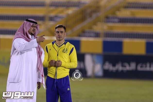 كانافارو و الامير فيصل بن تركي