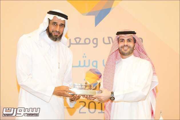 تكريم الشيخ عبدالمحسن الحقباني
