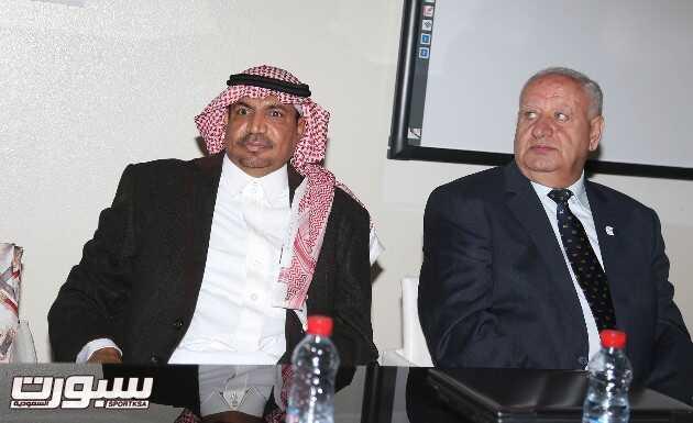 كامل شيبي مع الدكتور السند