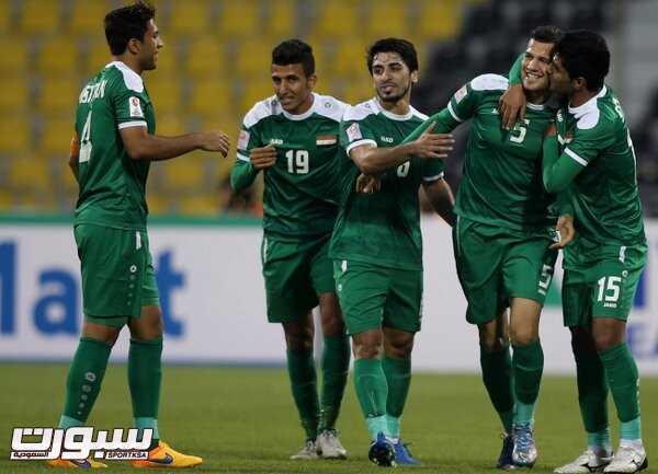 منتخب العراق الاولمبي