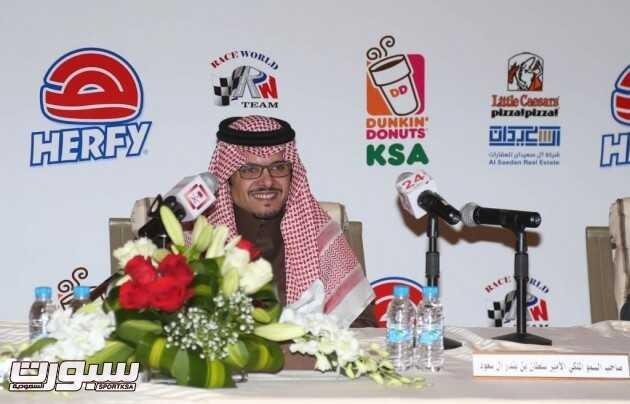 الأمير سلطان الفيصل في مناسبة سابقة