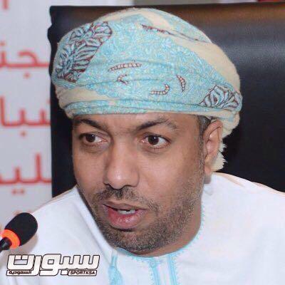 سالم الحبسي رئيس الاتحاد الخليجي للإعلام الرياضي