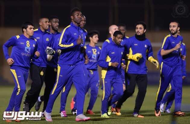 تدريبات النصر (2) 