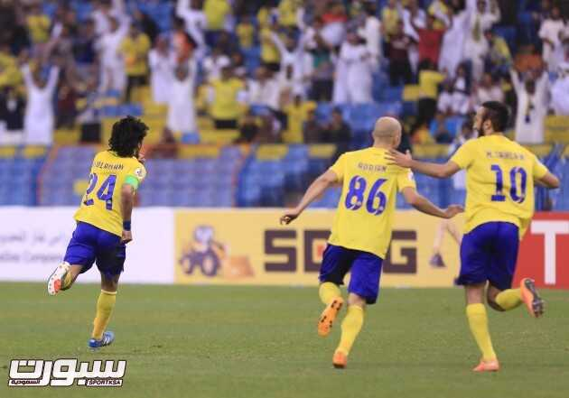فرحة النصر