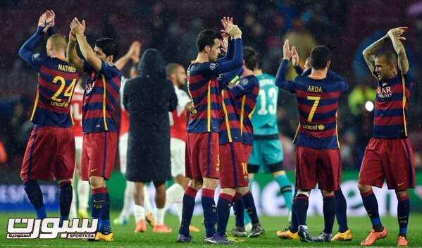 برشلونة (1) 