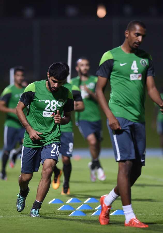 تدريبات المنتخب السعودي (288794734) 