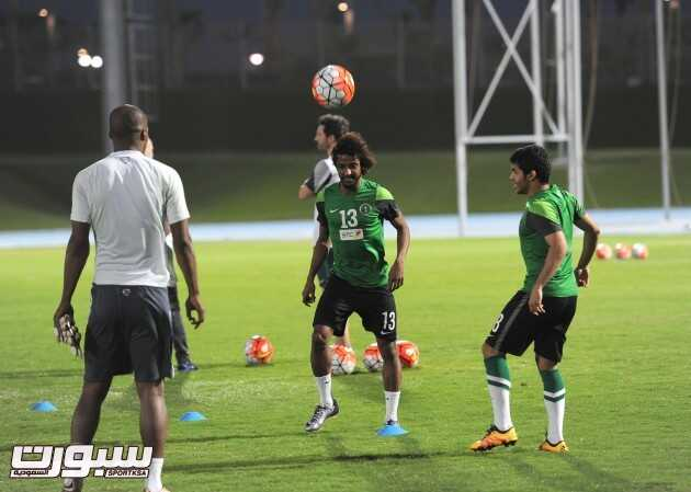 تدريبات المنتخب السعودي (466711798) 