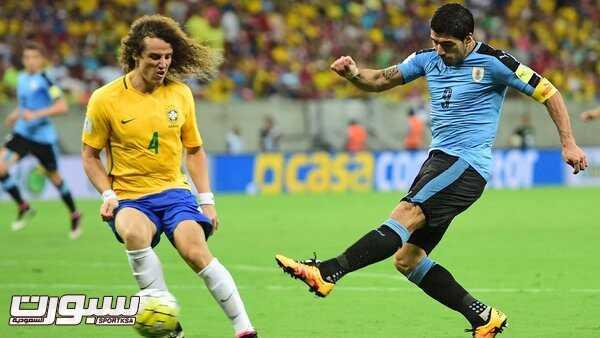 البرازيل و الاورغواي