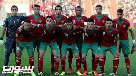 منتخب المغرب للناشئين