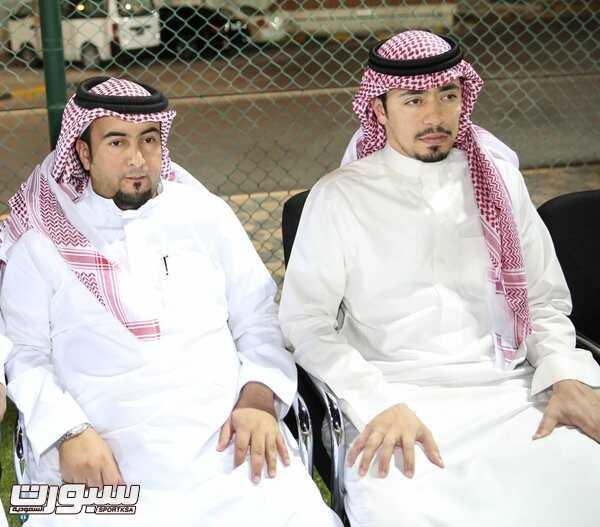 مساعد الزيهري و عبدالله بترجي ادارة الاهلي